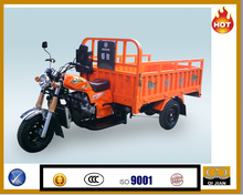 China made OEM three wheel motorcycle with open cabin