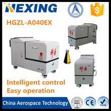 Smart vacuum and centrifugal turbine oil lubricant oil tranformer oil filtering system plant