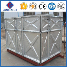 Pressed Steel Sectional Water Tank wth 1.22M*1.22M division wall /Pressed 1.22M*1.22M partition wall galvanized water tank
