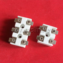 [HUTO CERATRIC] 3-way terminal block connector screw terminal block connector electronic connector
