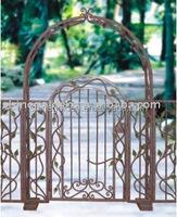 Grape Arch garden gate