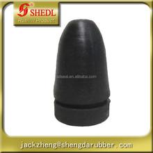 rubber fender extension to quarter pane bumper