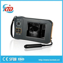 Veterinary Handheld & Portable Medical Ultrasound Equipment CE, FDA, ISO Approved & Dog Ultrasound Machine