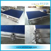 aluminum portable modular stage equipment,aluminum portable catwalk stage