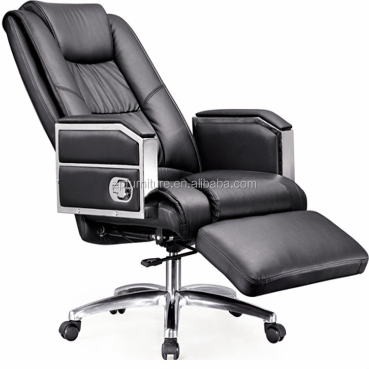 Reclining fice Chair With Footrest uk images