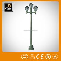 gl 3545 floor standing lamp bollard outdoor lighting garden light for parks gardens hotels walls villas