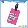 factory wholesale customized travel photo luggage tag