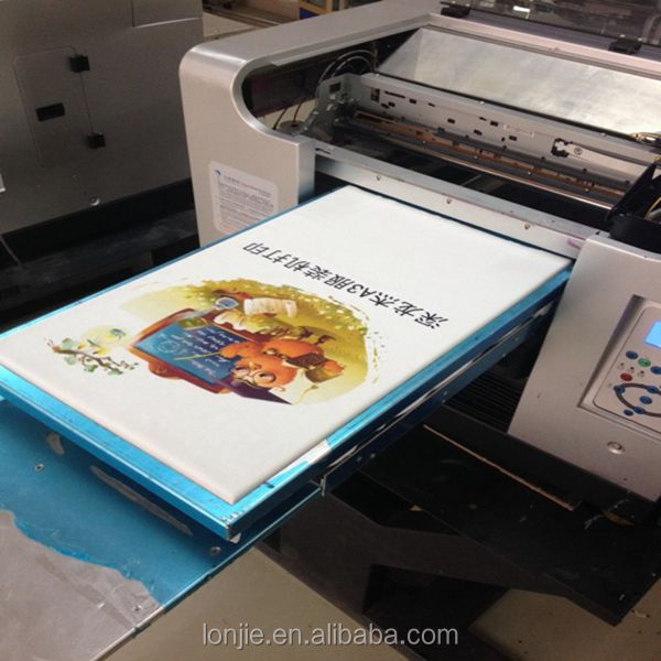 Auto computer t shirt printing machine for sale buy t for Computerized t shirt printing machine