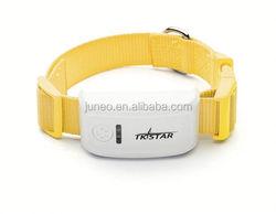 TKSTAR gps pet tracker/solar gps tracking/IOS app gps collar