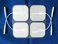 Adhesive electrodes for pin 2.0mm