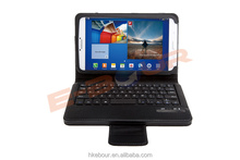 Removable Magnet Bluetooth Wireless Holster Keyboard Use For Samsung galaxy tab3 8inch T3110 ebour011