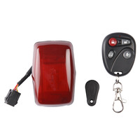 micro gps transmitter tracker for motorcycle with ACC alarm ,hiden tracking system with internal anntenna