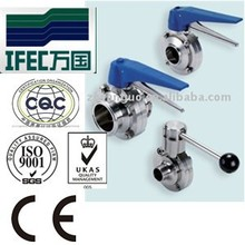 sanitary stainless steel valve