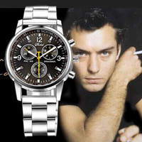 2015 New brand Men Fashion men watch