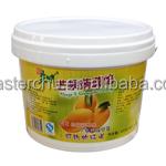 Hot Sale! Mango & Konnyaku Filling (Granule) Fruit Jam Best Price for bakery 6kg