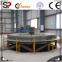 China Pipe End Expanding Machine/Prestressed Concrete Lined Cylinder Pipe(PCCPL) Making Machinery