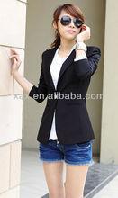 Tailored suit for ladies/ladies corporate uniform/work uniform ladies office