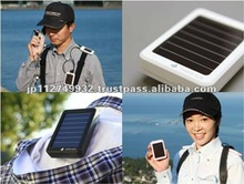 solar mobilephone charger lithium battery