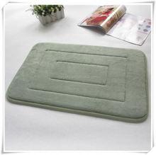 2015 new anti-slip bath mat/Memory foam bath mat_ Qinyi