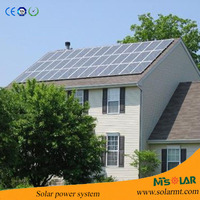 High quality low price solar energy system 250W Poly solar panel PV modules