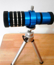 Mobile phone 12X Telescope camera lens telephoto lens for cellphone,ipad