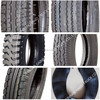 Manufacturers three wheel 400-8 motorcycle tyre and tube