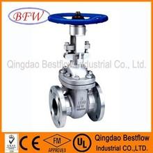 din3352 rising stem gate valves cast steel