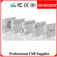Customized gifts usb data card with your own logo , Free sample