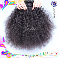 Best quality raw unprocessed 100% real factory wholesale pure indian remy virgin human hair weft