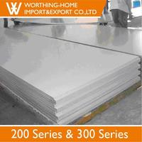 Asme sa-240 Duplex 1mm 1.5mm 2mm Thick 201 304 316 316l Stainless Steel Plate