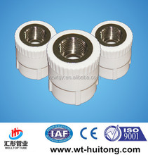 2015 New Design High Quanlity Plastic Pipe PPR Quick Coupling