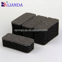 Stainless Steel Wool Stove Glass And Ceramic Wall Oil Cleaner