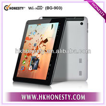 Android tablet pc Allwinner Boxchip A31s Cotext A7 Quad Core 4.2 1.2GHZ Capacitive 1G 8GB