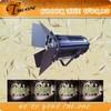 LED zoom fresnel spot studio lighting kit