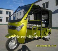 Electric passenger tuk tuk