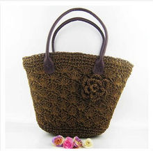 Macrame Handmade Bag Handmade Straw Bag