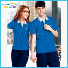 Summer sport suit the new couples cotton enery han edition cultivate one's morality short sleeve polo unlined upper garment pant