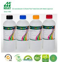 eco friendly ink ecosolvent for pvc/id card digital inkjet printer epson 1390