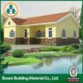 Foshan casa casa de madeira pré-fabricada bungalow