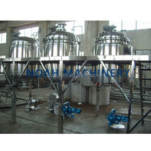 Fj-500l fruits / graines / lait de fermentation en