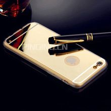 Mirror Mobile Phone Case for iphone 6 plus,Luxury Stylish Back Cover for iphone 6 plus