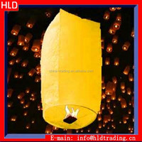 Cheap Price Flame Resistant Paper Biodegradable Luminary Sky Lantern
