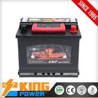 High Capacity 12V Lead acid cat batery 45AH DIN45MF