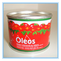 new crop 3kg canned tomato paste of brix 28-30%