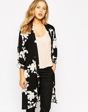 además de las mujeres blusa nueva 2015 floral impresa gasa blusas para damas