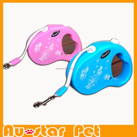 Wholesale New Automatic Retractable Extending 3m Dog Pet Leashes Cat Pet Sports Leads for dogs