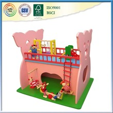 Furniture decoration favorite play house baby room