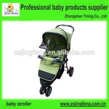 3 ruote passeggino per il bambino