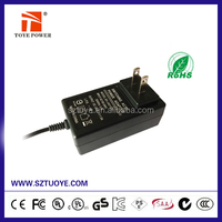 High quality UL certification adapter 12v 3a 36W ac dc adapter