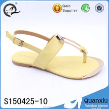 chinese sandals branded ladies sandals uppers for sandals with stones
